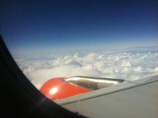 Nebe nad Anglií