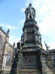 Pomník Waltera scotta