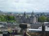 Edinburghský hrad - výhled